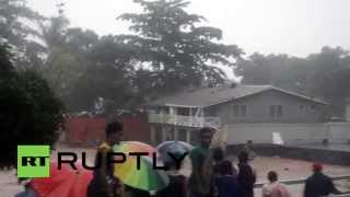 Honiara Solomon Islands  city photos : Solomon Islands: Deadly flash flooding ravages Honiara