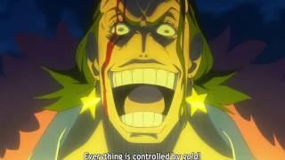 One Piece Film Gold HD In ENG SUB  Luffy VS The God Gildo Tesoro  ENG SUB Japanese DUB