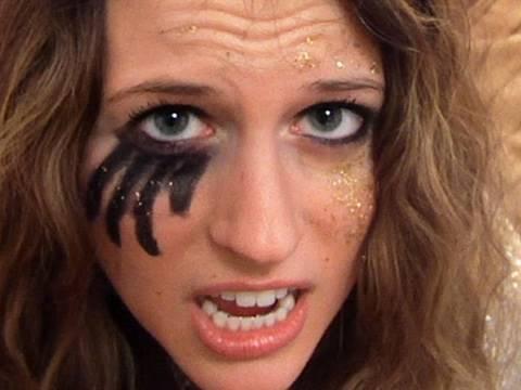 Kesha Tik Tok Parody: Best Glitter Puke Fan Remake Ever.