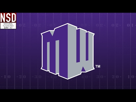 Mountain West Rankings   2017 National Signing Day (видео)