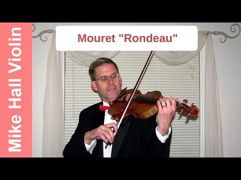 Rondeau by Mouret (видео)