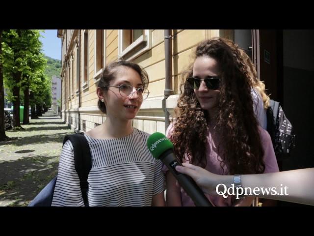 Maturità 2017 -  Le impressioni dopo la terza prova degli studenti di Vittorio Veneto