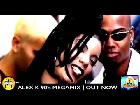Alex K – Wild 90s Megamix #2