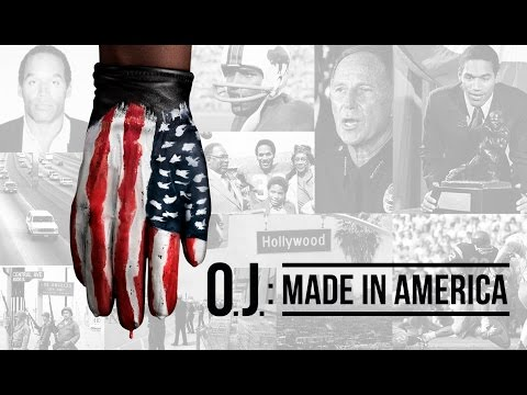 O.J.: MADE IN AMERICA - Only on ESPN Australia/NZ