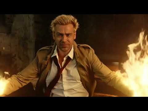 Constantine breaks the time