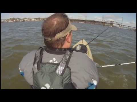 Susquehanna Flats Jamboree - kayak fishing, kayak photos, kayak videos