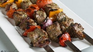 Beef Kebabs (Hilib La Solay)  