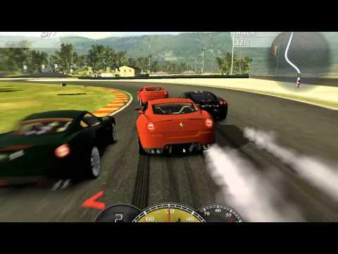 Ferrari Virtual Race Video – Free PC Car Racing Game
