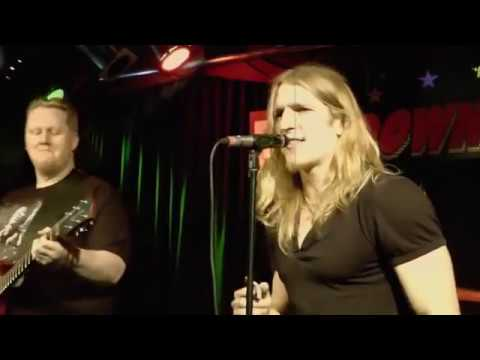 "WILL WILDE & BAND ""WHAT MAKES PEOPLE"" HEAVY BLUES ROCK HARMONICA Live at Downtown Blues Club"