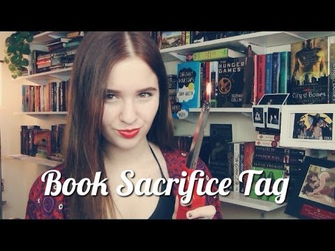 book - I hope you guys liked my book sacrifice tag video and I want to know which books you would pick for this tag, tell me below! My Amazon wish list: http://amzn...