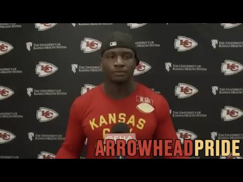 Chiefs linebacker Willie Gay Jr. confirms he's 100% after Super Bowl week meniscus injury