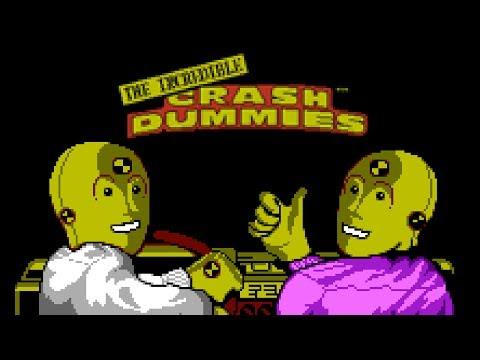 the incredible crash dummies snes rom