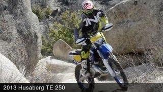 6. MotoUSA Shootout: 2013 Husaberg TE 250
