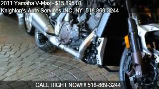 10. 2011 Yamaha V-Max  for sale in Albany, NY 12205 at the Knigh