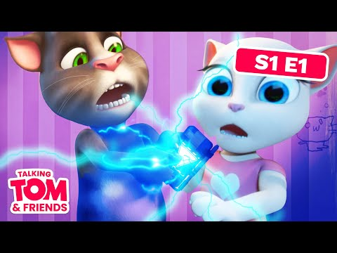 Untalking Tom - Talking Tom and Friends (Season 1 Episode 1) (видео)
