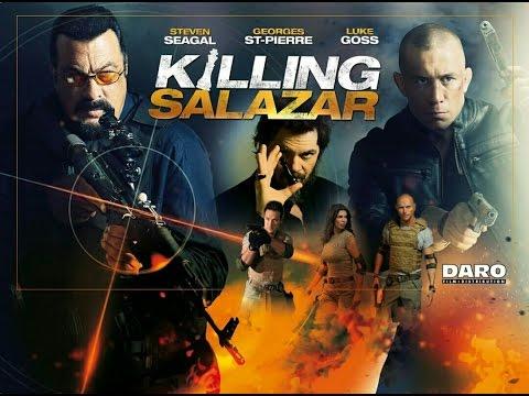 Killing Salazar (2016) Trailer - Steven Seagal, Luke Goss