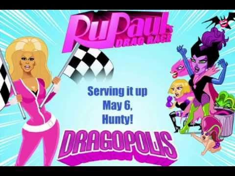 Video of RuPaul's Drag Race: Dragopolis