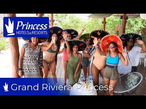 Hotel Grand Riviera Princess - Despedida de Soltera en Riviera Maya