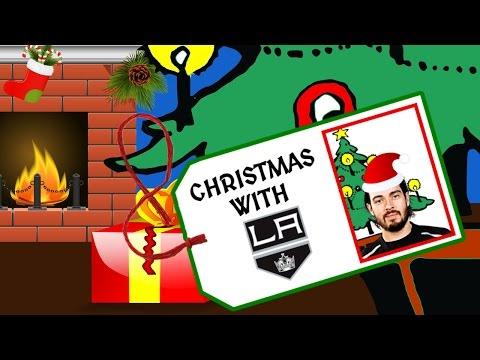 Video: NHL Secret Santa: Los Angeles Kings edition