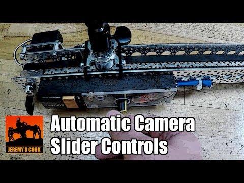 Automatic Camera Slider Controls [Arduino Nano]