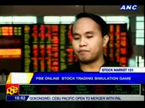 PSE online stock trading simulation game