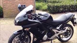 6. Kawasaki ER 6F / Ninja 650R