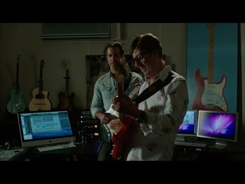 Hank Marvin - Doctor Who (Official Video)