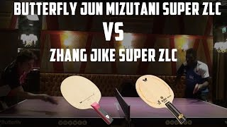 Mizutani Jun Super ZLC vs Zhang Jike Super ZLC