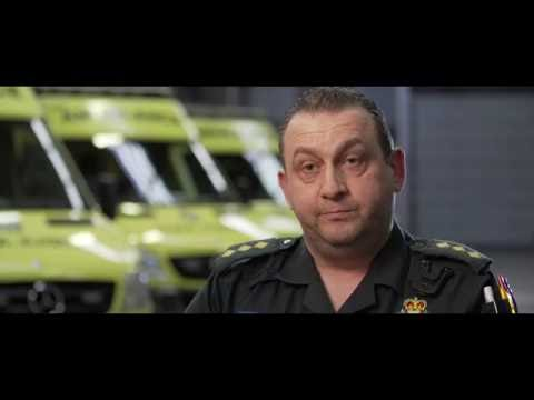 Join EEAST as a student paramedic