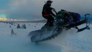 8. 2019 Arctic Cat Alpha One- Listers Motorsports Demo