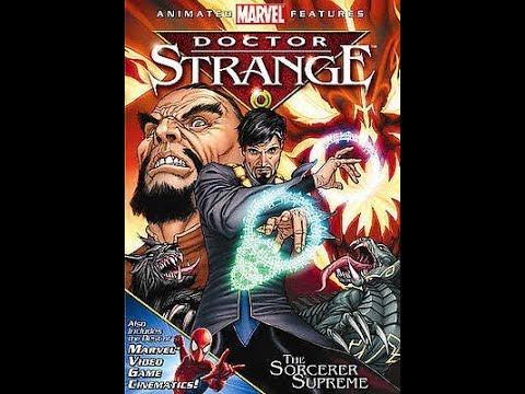 Opening To Doctor Strange 2007 DVD
