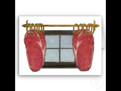 Beef curtains labia