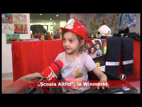 """Școala Altfel"", la Winmarkt"