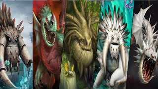 Video Drago's Bewilderbeast - Foreverwing - Screaming Death - Green Death - Dragons:Rise of Berk MP3, 3GP, MP4, WEBM, AVI, FLV Agustus 2018