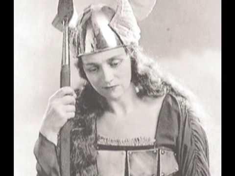 Kerstin Thorborg - Erda - Weiche, Wotan, weiche