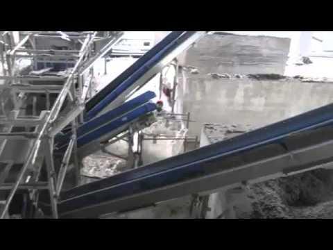 TDF plant with ZERMA ZXS & ZTTS single shaft shredders