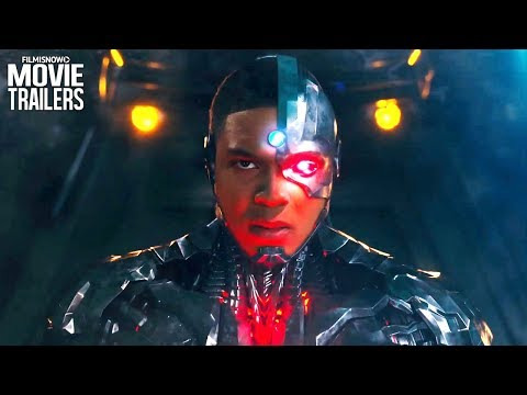 JUSTICE LEAGUE   Ray Fisher is Victor Stone aka Cyborg