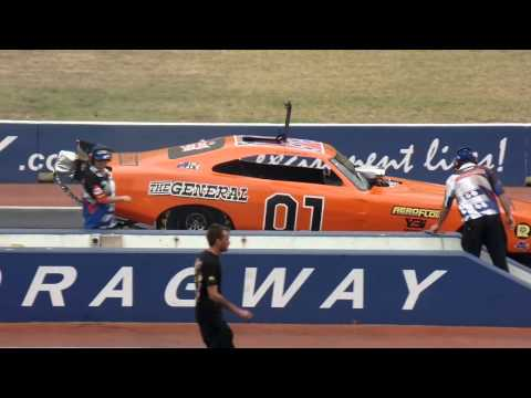 General Lee Nitro Funny Car