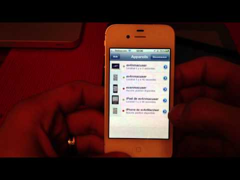 comment localiser un iphone jailbreaker