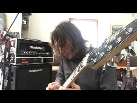 A Metal Iskolája - Alex Scholpp workshop turné