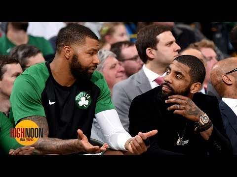 Video: Marcus Morris calls out Celtics for lack of toughness   High Noon