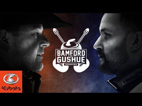 Kubota Challenge: Gord Bamford vs Brad Gushue