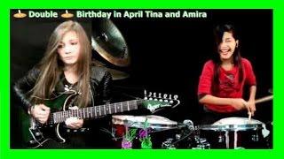 "Video Double BIRTHDAY 2017 of Tina S & Nur Amira Syahira "" The Epic Loner "" MP3, 3GP, MP4, WEBM, AVI, FLV Maret 2019"