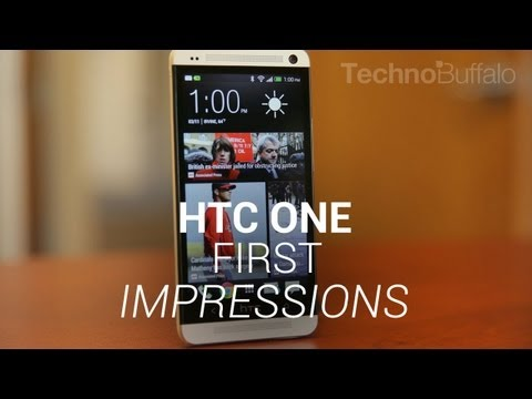 jon4lakers - HTC One - First Impressions Sense 5 Demo: http://tchno.be/YTH30R Camera Comparison: http://tchno.be/WFZNU4 We received the HTC One on Saturday morning and it...