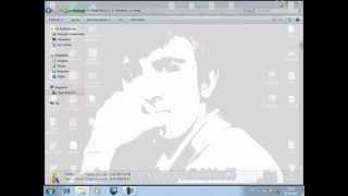 PHOTOSHOP CS5 23.Ders Font Yazı Tipleri Ekleme