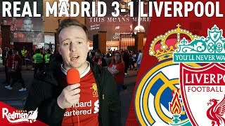 Video I'm Absolutely Gutted… | Real Madrid v Liverpool 3-1 | Ross' Match Reaction MP3, 3GP, MP4, WEBM, AVI, FLV Agustus 2018