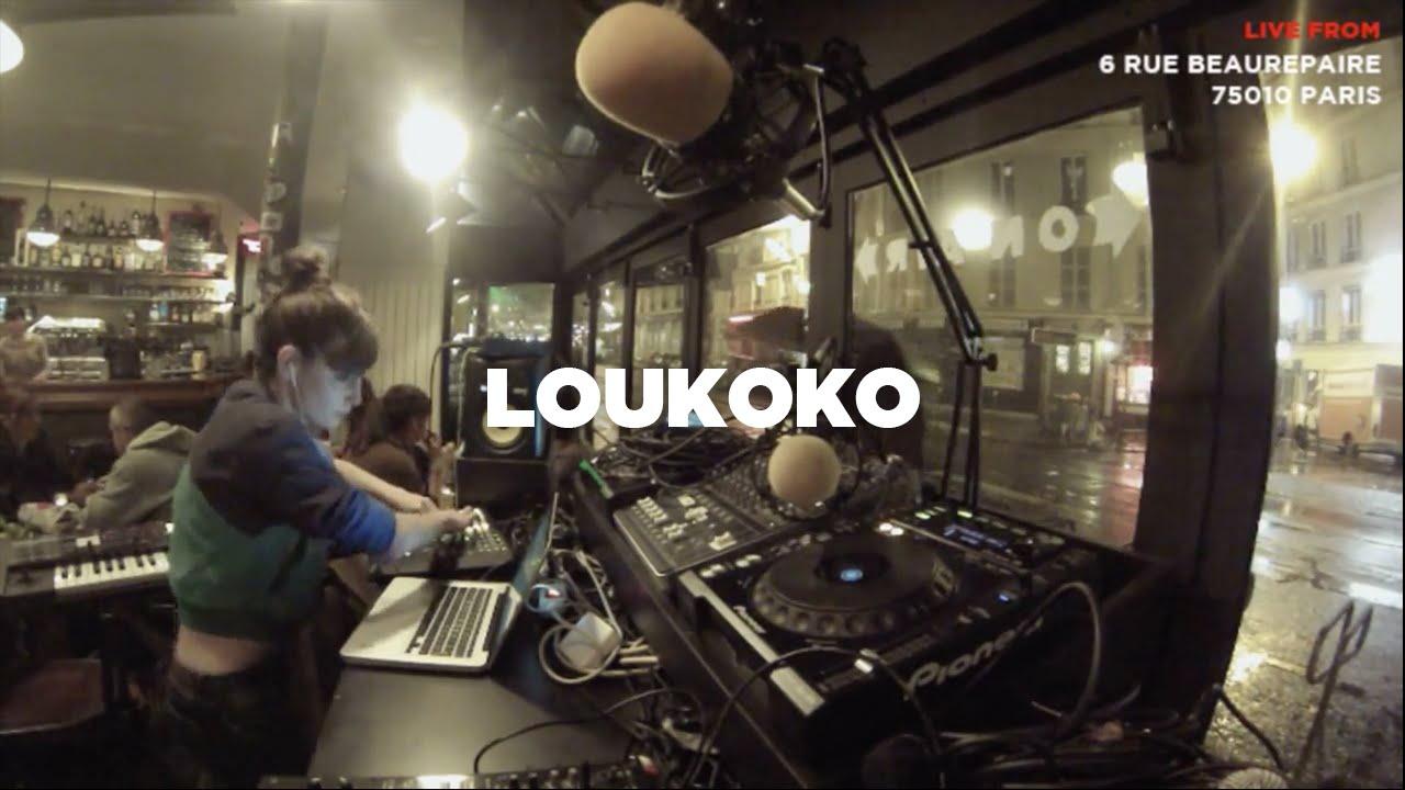Loukoko - Live @ LeMellotron 2015