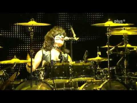 Kiss - Modern Day Delilah Live Rock am Ring 2010 HD