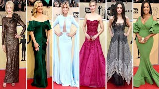 Video SAG Awards 2018 | Red Carpet | Full Video | Celebrity Dresses MP3, 3GP, MP4, WEBM, AVI, FLV Januari 2018