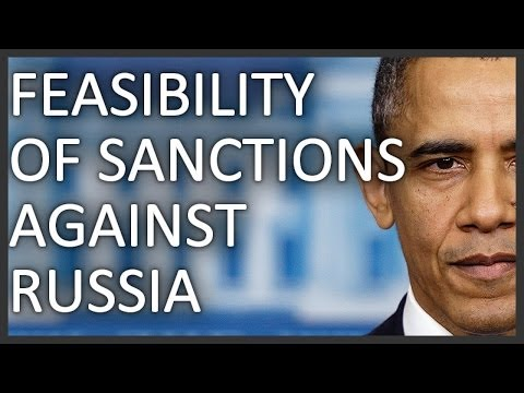 sanctions - In the last couple of weeks the US government promised tough sanctions against Russia. President Barack Obama authorized the Treasury Department to prepare f...